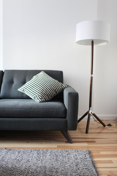 Những góc nhà tuyệt đẹp trong căn hộ 39m² của nữ thiết kế thời trang 3