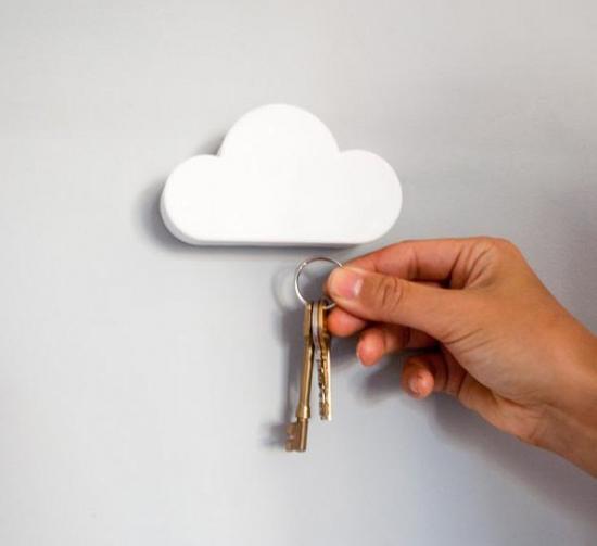 Đám mây và 15 ý tưởng thiết kế cho căn phòng thêm bay bổng 14