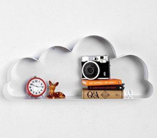 Đám mây và 15 ý tưởng thiết kế cho căn phòng thêm bay bổng 15