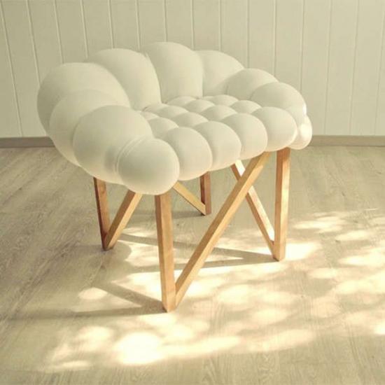 Đám mây và 15 ý tưởng thiết kế cho căn phòng thêm bay bổng 4