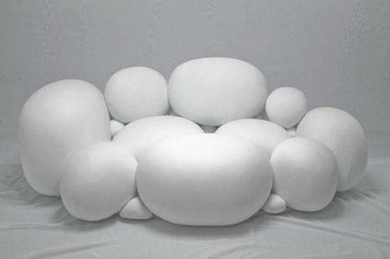 Đám mây và 15 ý tưởng thiết kế cho căn phòng thêm bay bổng 8