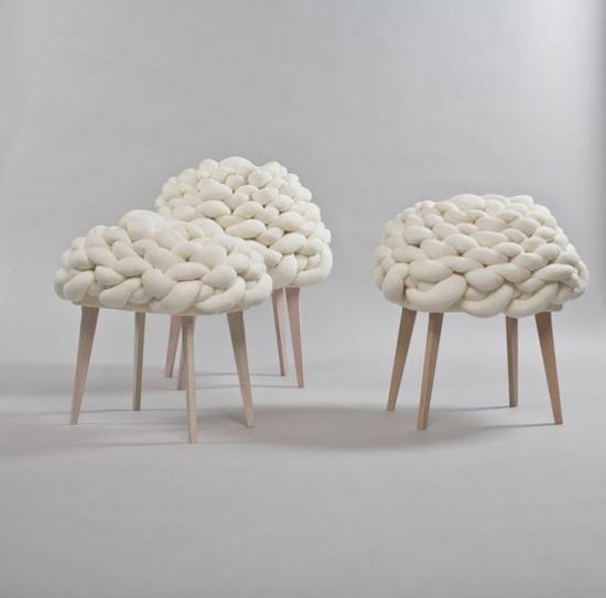Đám mây và 15 ý tưởng thiết kế cho căn phòng thêm bay bổng 9