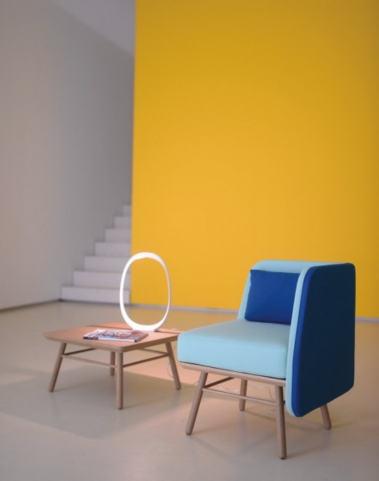 Hiện đại, sống động và đầy màu sắc với ghế Bi Silla 5