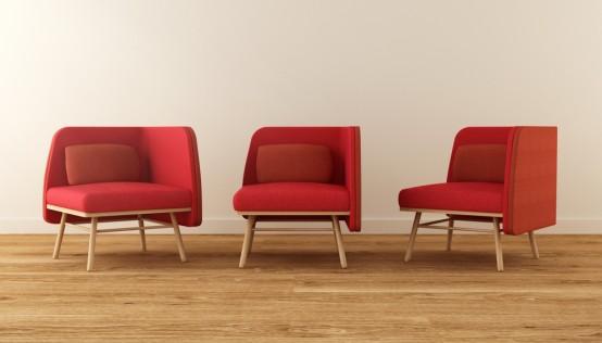 Hiện đại, sống động và đầy màu sắc với ghế Bi Silla 10