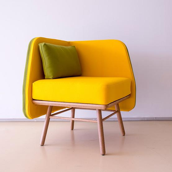 Hiện đại, sống động và đầy màu sắc với ghế Bi Silla 2