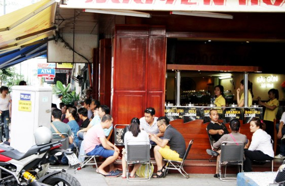 5 điểm cà phê vỉa hè hút người Sài Gòn nhất 1