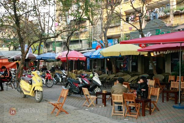 5 con phố cafe nổi tiếng của người Hà Nội