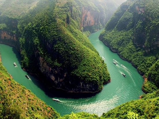Cảnh đẹp mê hoặc của đất nước Trung Quốc 5