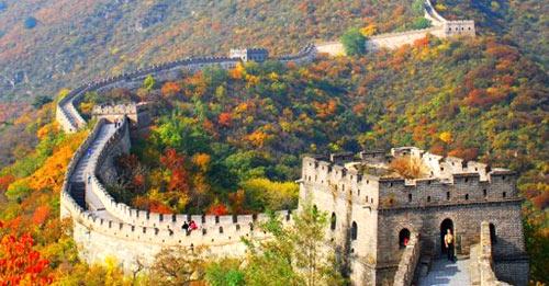 Cảnh đẹp mê hoặc của đất nước Trung Quốc 6