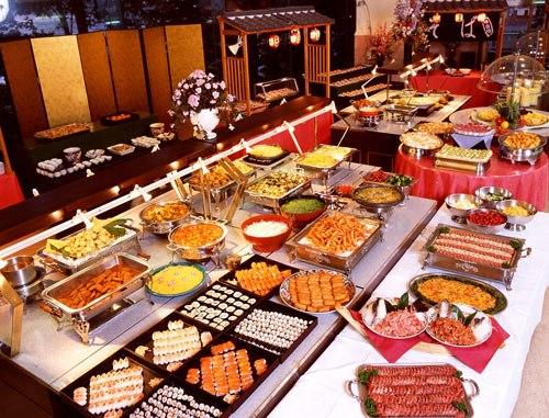 8 địa chỉ buffet ngon ở Hà Nội cho tiệc tất niên cuối năm 2