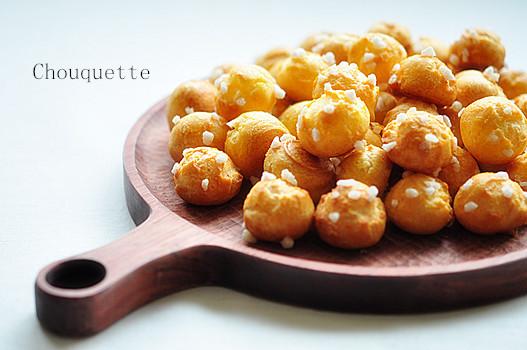 Chouquette - món bánh tí hon ai cũng mê 1
