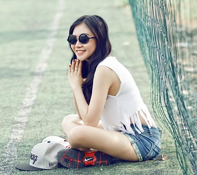 Những Cô Chị Em Gái Xinh Như Hoa Của Hot Girl Việt