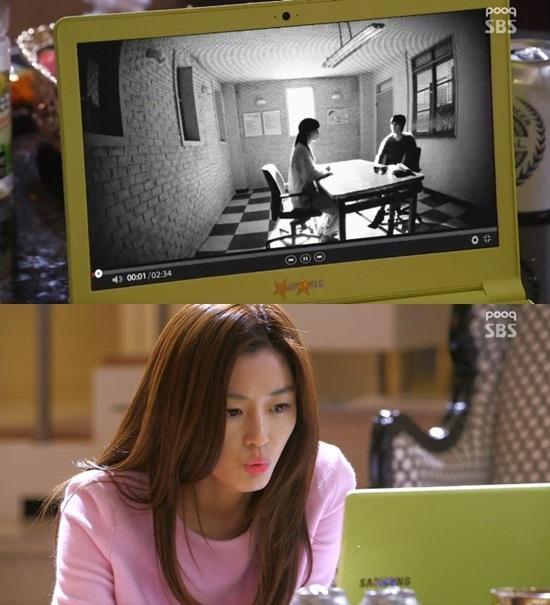 Kim Soo Hyun liên tục cứu Jun Ji Hyun thoát chết 1