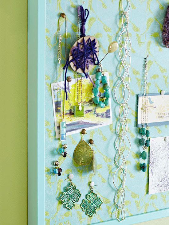 Trang trí phòng ngủ dịu mát, thư thái với gam màu xanh lá cây 5