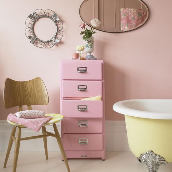 Tô điểm cho phòng tắm quyến rũ hơn nhờ màu sắc 1