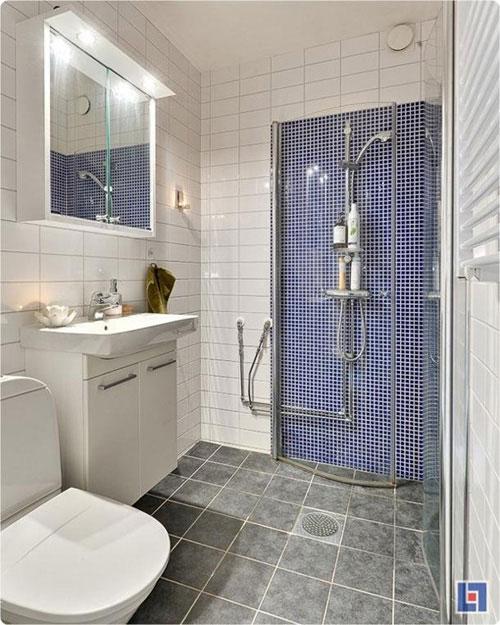 Bài trí nội thất cực chuẩn cho căn hộ 35 mét vuông  10