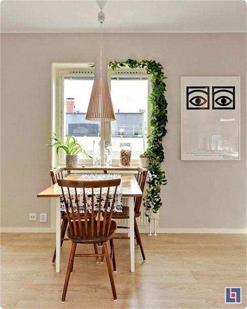Bài trí nội thất cực chuẩn cho căn hộ 35 mét vuông  8