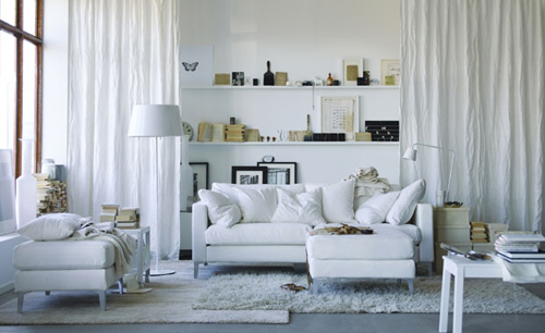 Chọn lựa và trang trí kệ cực xinh cho phòng khách 4