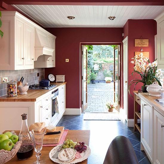 Căn bếp đẹp với 4 cách phối màu cá tính 2