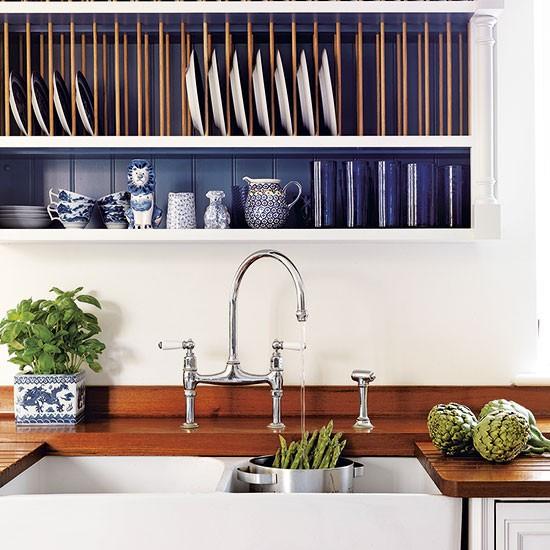 Căn bếp đẹp với 4 cách phối màu cá tính 3