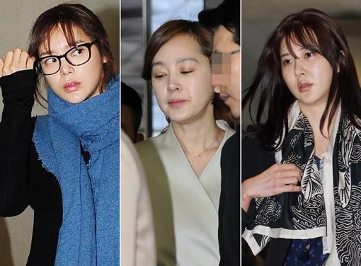 """Hoa hậu dao kéo"" Park Shi Yeon hầu tòa sau khi sinh con  2"