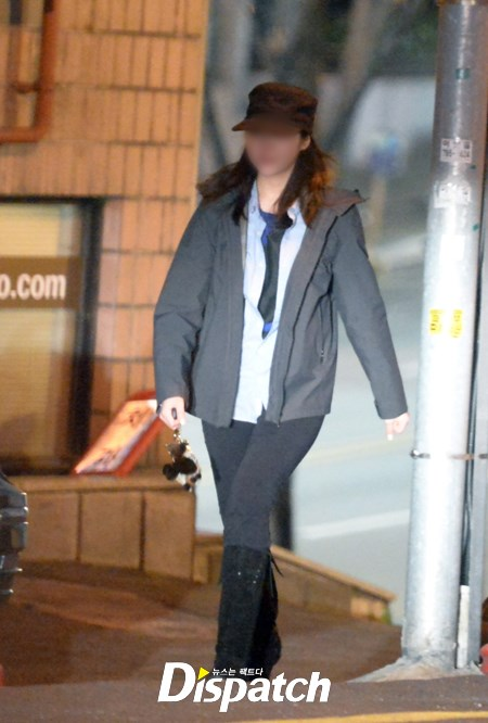Lộ ảnh và thêm thông tin về bạn gái của Bae Yong Joon 3