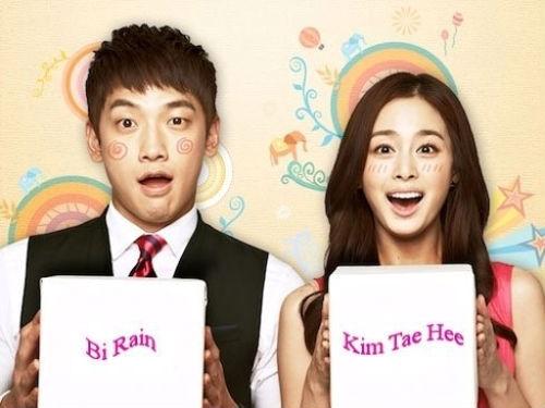Bi Rain tỉ tê chuyện yêu đương với Kim Tae Hee 1
