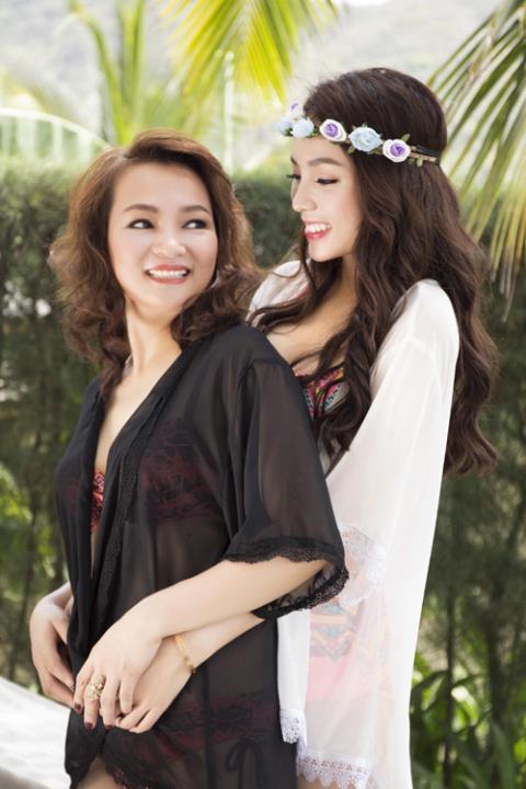 Đọ nhan sắc của mẹ ruột các Hoa hậu, Á hậu được khen là đẹp hơn cả con gái - Ảnh 5.