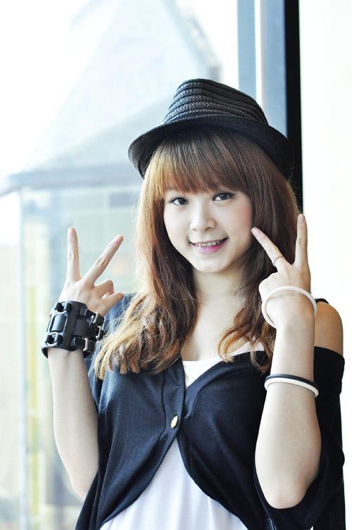 hot girl Việt