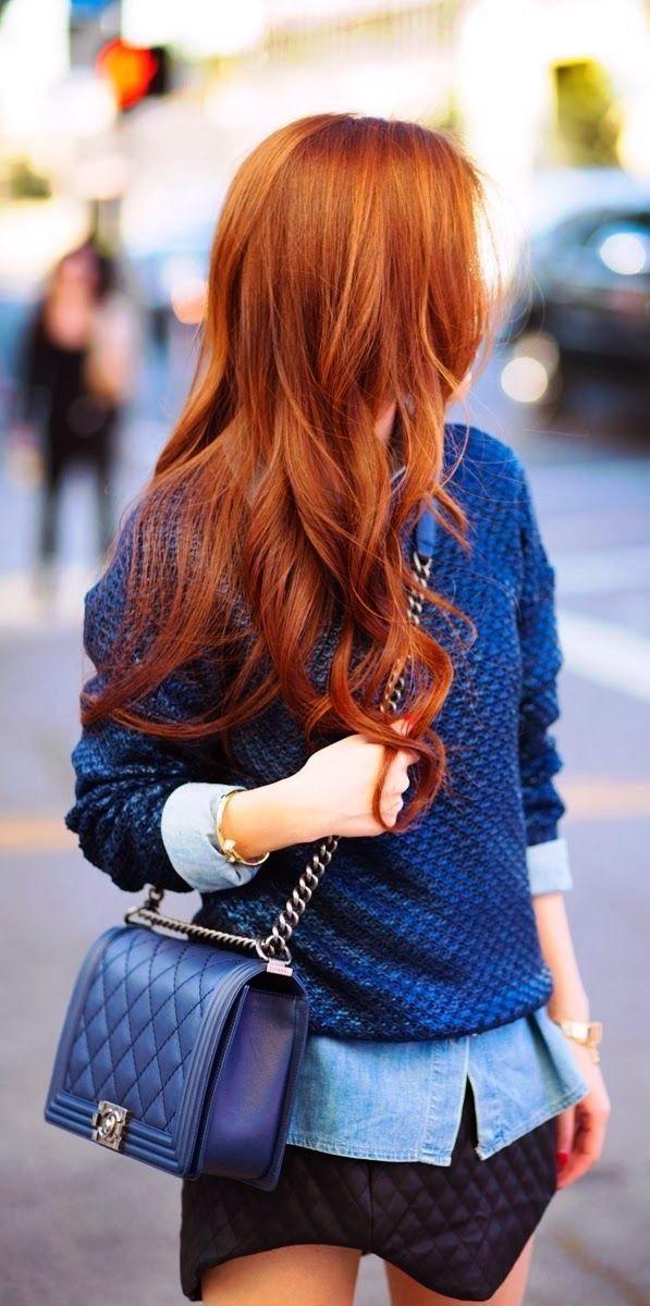 Những lý do khiến mái tóc nhuộm của bạn bị giảm giá trị 7