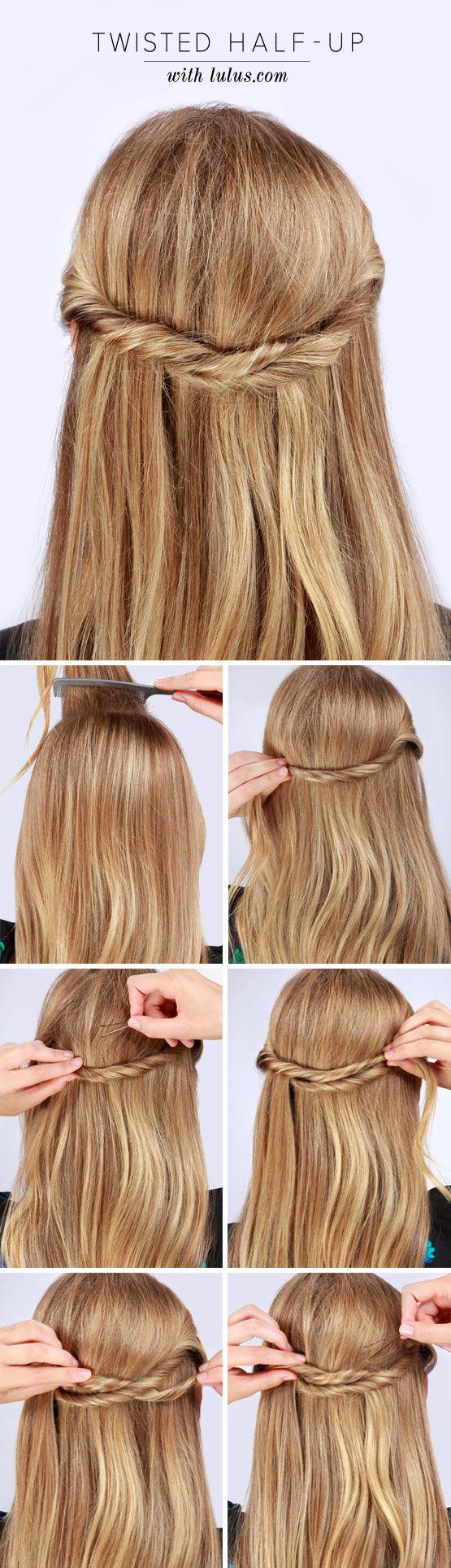 kiểu tóc dành cho tóc bết
