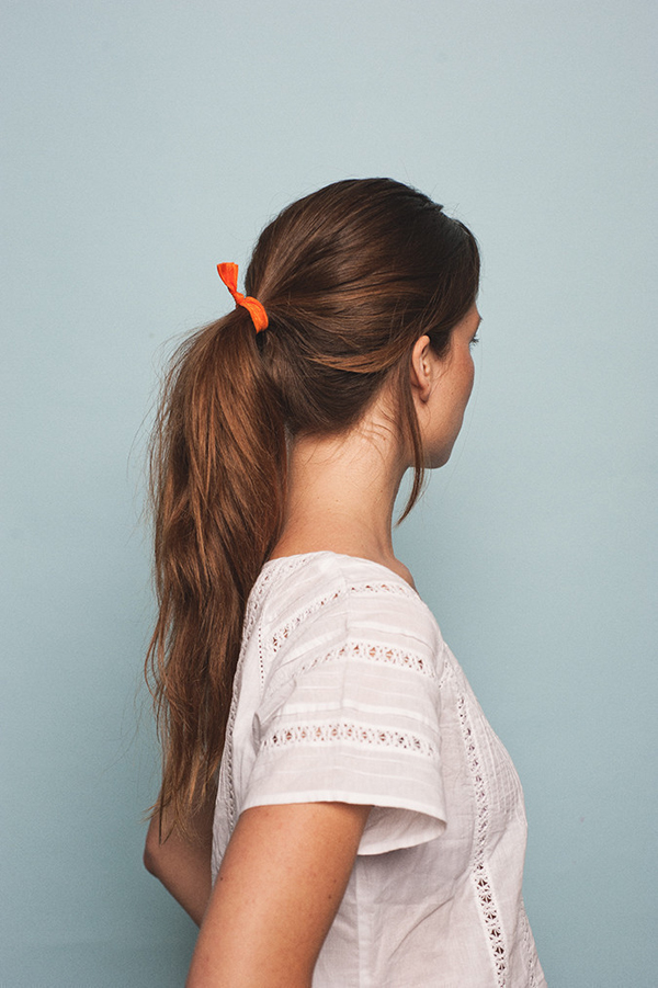 kiểu tóc cho đầu bết