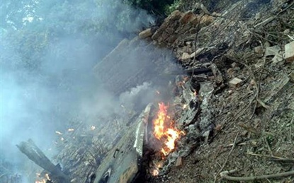 Công bố nguyên nhân vụ rơi máy bay ở Hòa Lạc 1