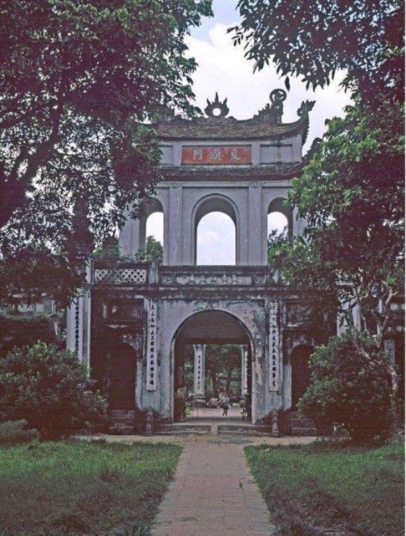 Những bức ảnh hiếm hoi về Hà Nội cuối thời kỳ bao cấp 7