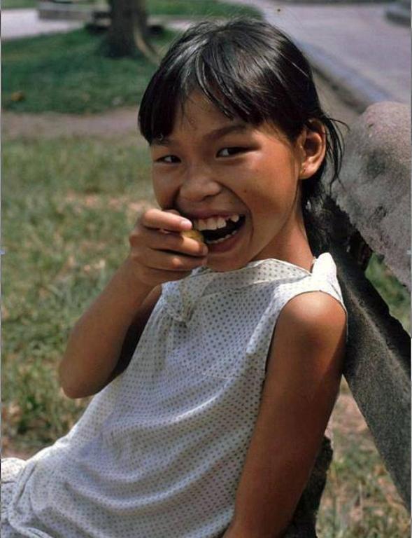 Những bức ảnh hiếm hoi về Hà Nội cuối thời kỳ bao cấp 25