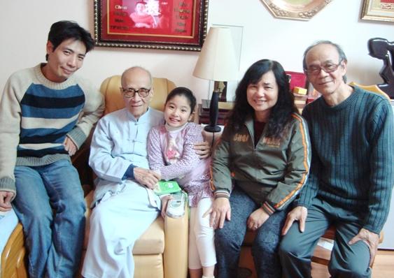 Những gia đình danh tiếng bậc nhất Việt Nam 5