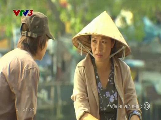 Hải Minh (Lương Mạnh Hải) ra sức hàn gắn cho ba mẹ 2