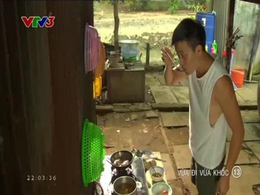 Hải Minh (Lương Mạnh Hải) ra sức hàn gắn cho ba mẹ 14