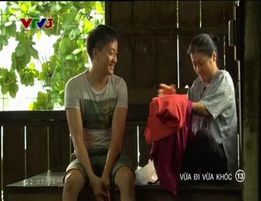 Hải Minh (Lương Mạnh Hải) ra sức hàn gắn cho ba mẹ 15