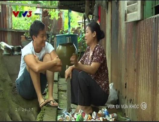 Hải Minh (Lương Mạnh Hải) ra sức hàn gắn cho ba mẹ 6