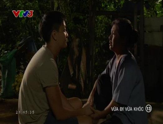 Hải Minh (Lương Mạnh Hải) ra sức hàn gắn cho ba mẹ 8