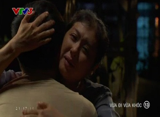 Hải Minh (Lương Mạnh Hải) ra sức hàn gắn cho ba mẹ 9