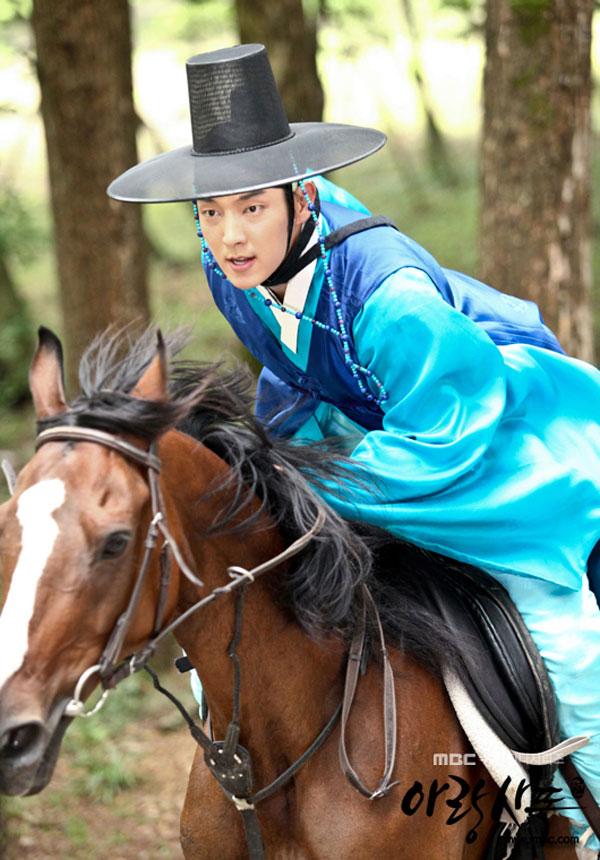 Những diễn viên Hàn không cần người đóng thế 4