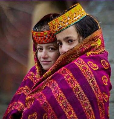 bộ tộc hunzas