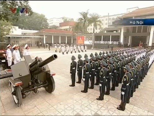 Đại tướng Võ Nguyên Giáp đã yên nghỉ trong lòng đất Mẹ 14