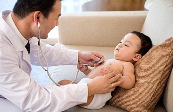 Bệnh còi xương ở trẻ