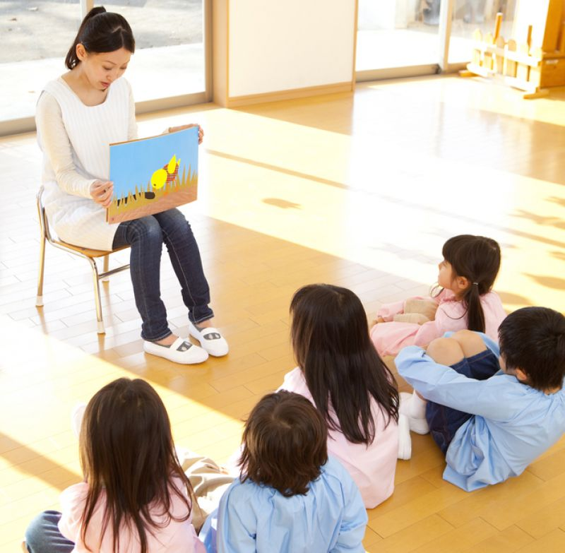 Bố mẹ Nhật dạy con 5