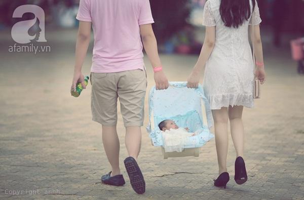 Bí quyết giảm cân sau sinh 9