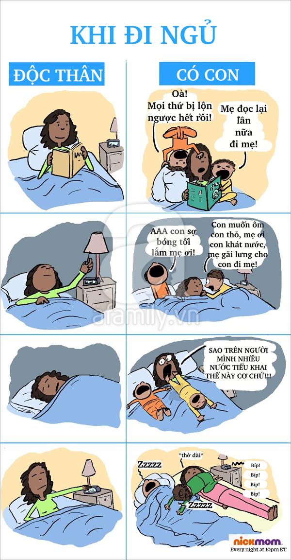 Thay đổi khi làm cha mẹ 4