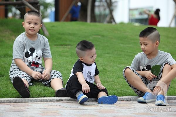 Chuyện làm bố của MC Quang Minh 4